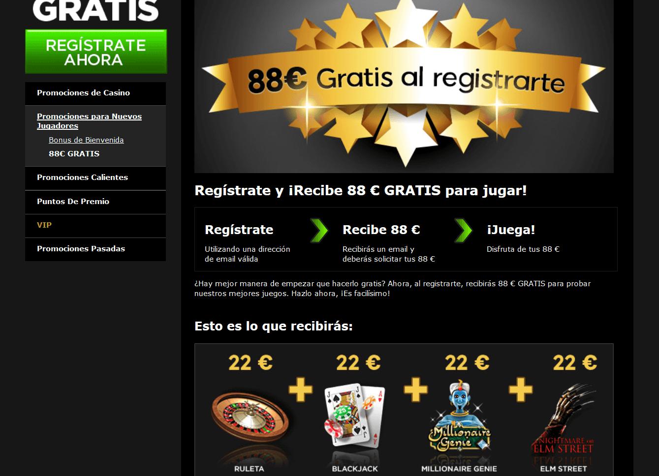 casino on net gratis 888