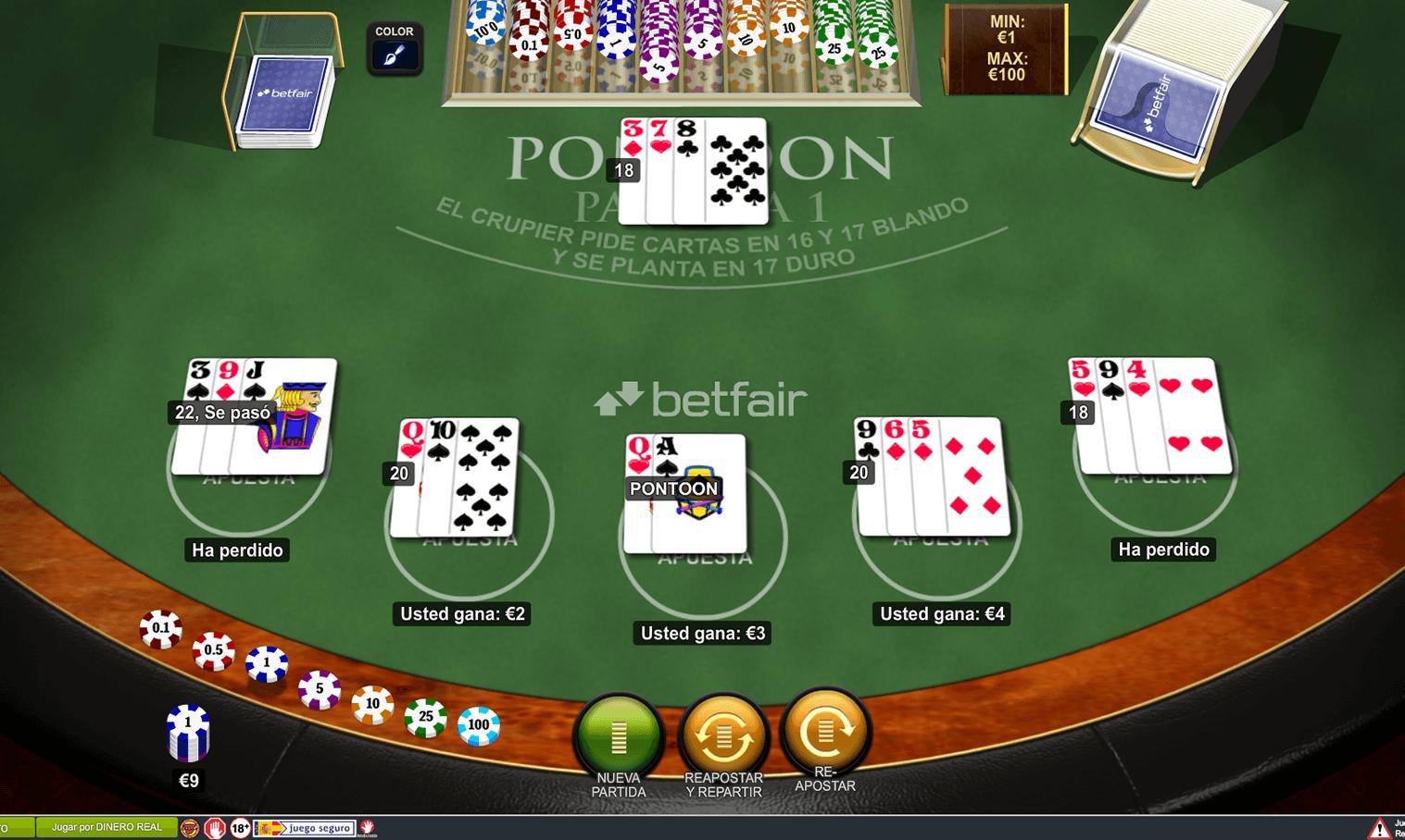 Betfair Casino Bonus des besten Playtech Casinos
