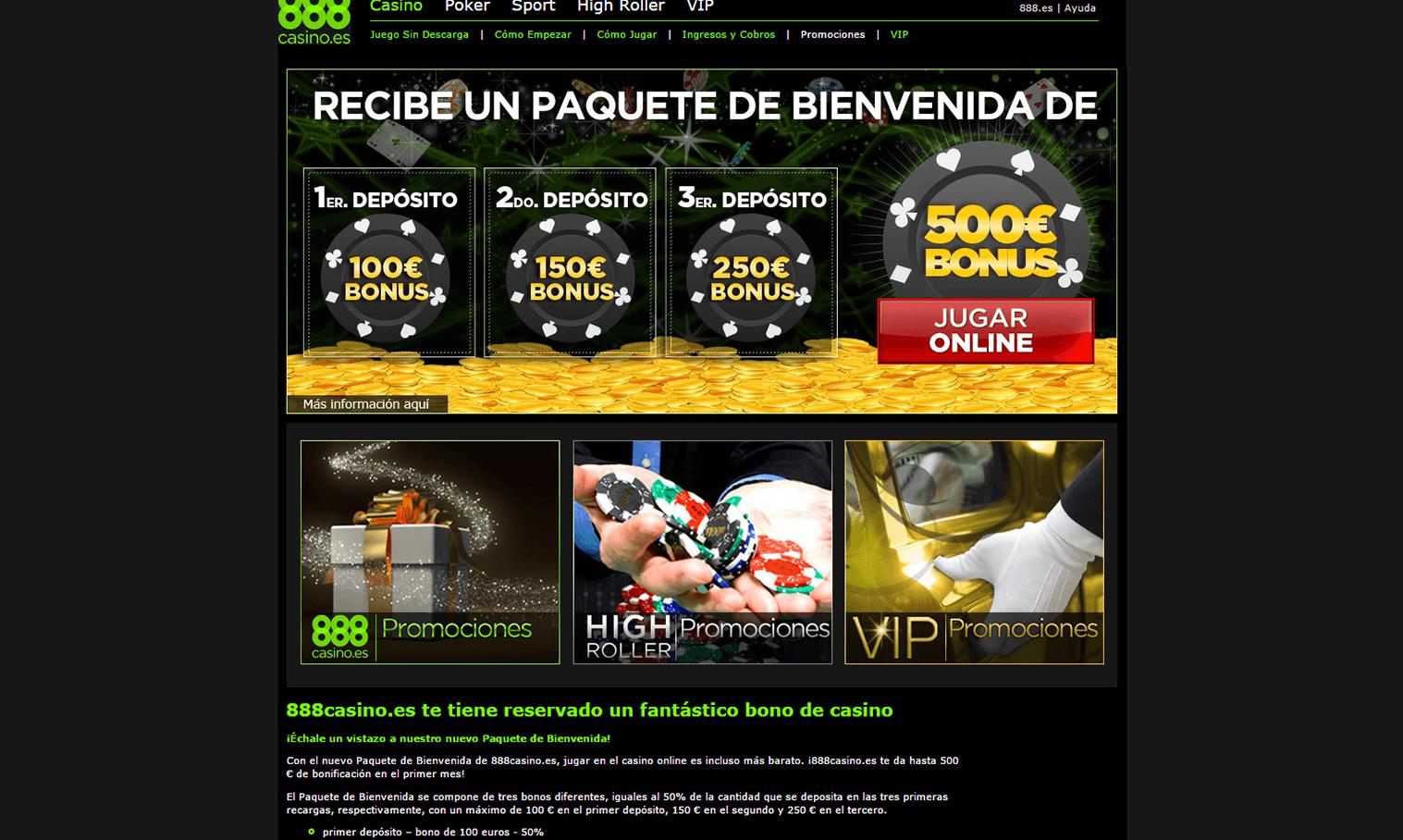 888casino El Mejor Operador De Juegos Online